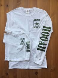 Rush Order Tees Size Chart Army Adult And Youth Long Sleeve T Shirt For A Rush Order