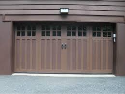 garage door wood lookWood Look Fiberglass Garage Doors  Fun Composite Garage Doors