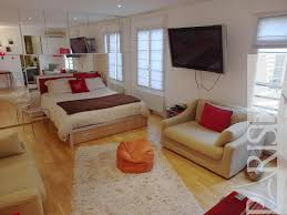 Royal Furnished Studio Rental Marche St Honore Studio On