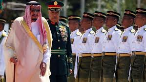 Image result for Saudi King
