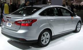 File:2012 Ford Focus SEL sedan rear -- 2011 DC.jpg - Wikimedia Commons