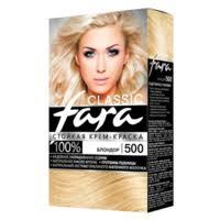 Fara Classic <b>Стойкая крем-краска для</b> волос купить по цене 80 на ...