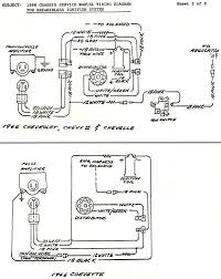 1966 corvette engineering service letter rpo k 66 wiring diagram 1966 corvette transistorized ignition system wiring diagtram
