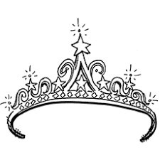 Small Picture Top 30 Free Printable Crown Coloring Pages Online And Page esonme