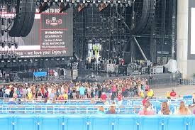 Midflorida Amphitheatre Seating Chart Seats Are Filling Up Picture Of The Midflorida Credit