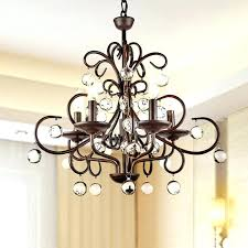 led mini chandelier home wrought iron 5 light led mini chandelier led mini chandelier battery powered