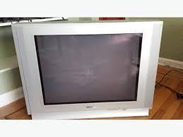 samsung tv old. free: samsung old tv sitting outside! tv t