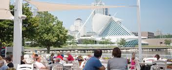 Outdoor Patio Restaurants Milwaukee