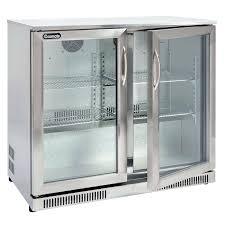 glass door bar fridges dual fridge outdoor kitchen