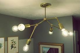 DIY Modern Light Fixtures MountainModernLifecom