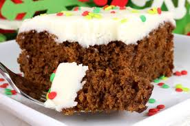 Homemade Gingerbread Cake Two Sisters
