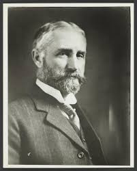 Photograph of Henry Smith Pritchett - Columbia Digital Library Collections