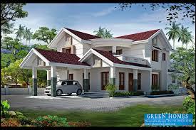 Green Homes Bhk Kerala Home Design Feet Kaf Mobile Homes - Green home design
