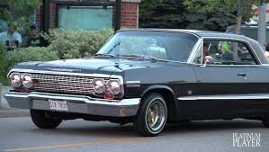 1963 CHEVY IMPALA LOWRIDER- TORONTO - YouTube