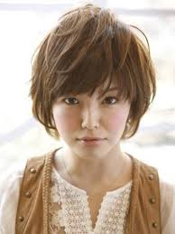 Japan Women Hair Style Short Japanese Hairstyles For Girls Women Hairstyles Globezhair 6757 by wearticles.com