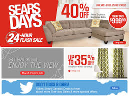 Sectional Sofas Sears Canada 9022
