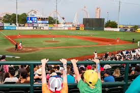 A Brooklyn Cyclones Game Capped Off With Coney Island