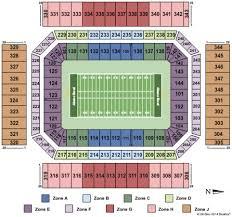 Alamodome Tickets In San Antonio Texas Alamodome Seating