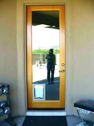 installing cat door how to install dog for french doors lovely a interior do pet in cat door