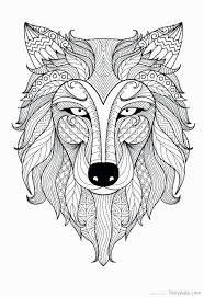 Free Printable Realistic Animal Coloring Pages Luxury 12 Cute Stress