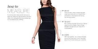 Tadashi Size Chart Size Guide Find Your Perfect Fit Tadashi Shoji