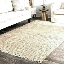 nuloom alexa chevron rug jute rug jute rug casual handmade natural fiber diamond trellis tassel jute