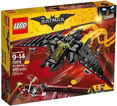 Đồ Chơi LEGO The Batman Movie 70916 - Máy Bay Batwing của Batman (LEGO The  Batman Movie The Batwing)