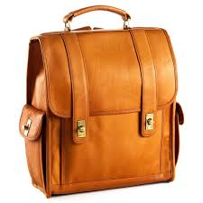 leather rolling briefcase tote