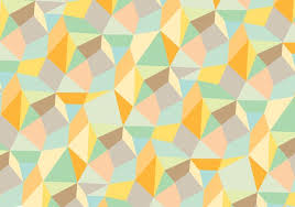 Trendy abstract geometric pattern background Download Free Vector Extraordinary Pattern