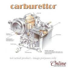 Toyota Hilux 2.0L YN (3Y) 84- Carburettor