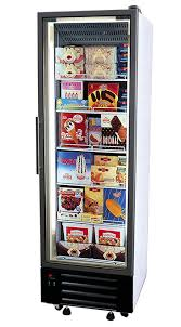 Stand Up Display Freezer Commercial Upright Freezers with Glass Doors ECOFridge Ltd 17