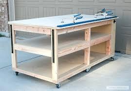 diy work bench workbench with storage shelves diy folding workbench garage diy work bench