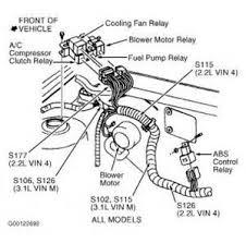 similiar crank sensor 93 corsica keywords 1991 chevy silverado fuse box diagram besides 1995 chevy corsica
