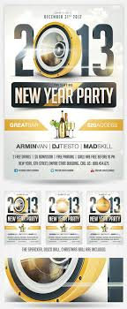 best examples of inspirational flyer designs 2013 new years eve party flyer