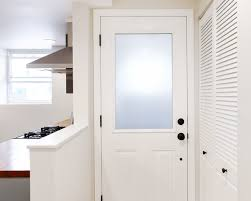 Diy Frosted Glass Door Diy Frosted Window Film For Privacy Theirs Ours