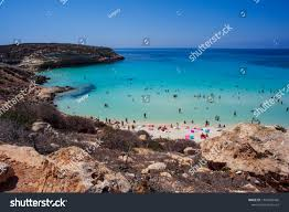 Lampedusa Italy August 03 View Most Stock Photo Edit Now