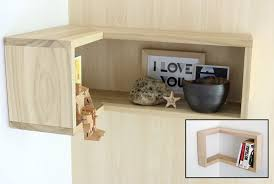 how to make a floating corner shelf merrypad within shelves designs 18