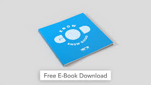 Know God Know Good Free E Book Download Iera Islamic