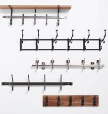 Bedroom Impressive Over The Door Coat Rack Chrome In Hooks Clothes Wall Hooks Rack