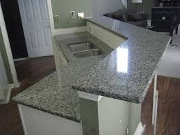 Granite Kitchen Accessories Grey And White Granite Countertop For Counter Kitchen Island With