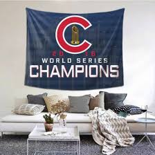 bedroom living chicago cubs tapestry 60