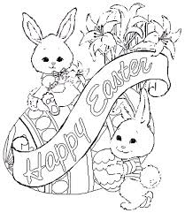 Preschool Printable Easter Coloring Pages 1069 Myscres Colouring