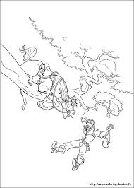 Small Picture 153 best Tangled Colouring Pages images on Pinterest Disney