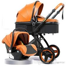 2019 <b>Bellec 3</b> In <b>1 Stroller High</b> Landscape Baby Carriage Basket ...