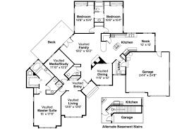 l shaped ranch house floor plans unique 17 5 bedroom house plans