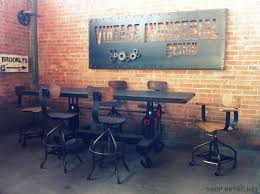 industrial style restaurant furniture. Photo 51JPG Industrial Style Restaurant Furniture