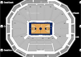 Georgia Tech Stadium Map Mccamish Pavilion Seating Chart Map