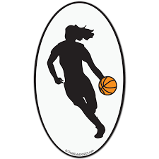 Girls basketball clipart - Clipartix