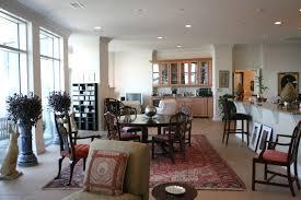 Kitchen Flooring Waterproof Vinyl Tile Open Floor Plan Living Room