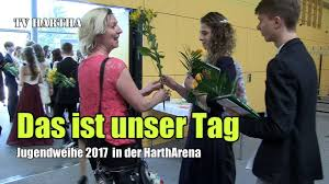 Jugendweihe 2017 in Hartha - YouTube